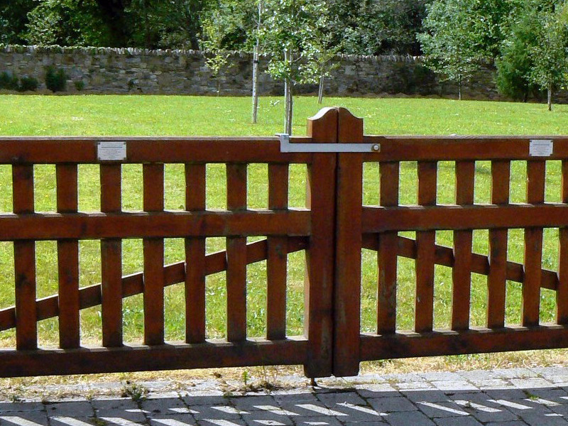 Ballyfin Gate
