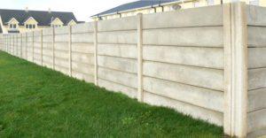 Concrete Fencing Panels