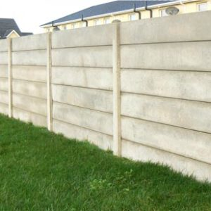 Concrete Fencing Panels