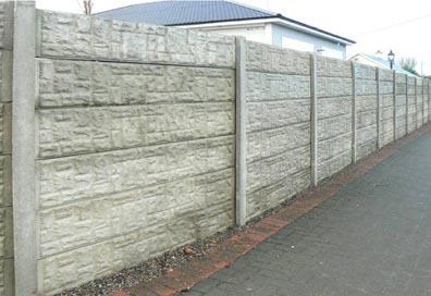 Concrete Rock Panels
