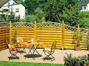 San Remo Fencing Panels