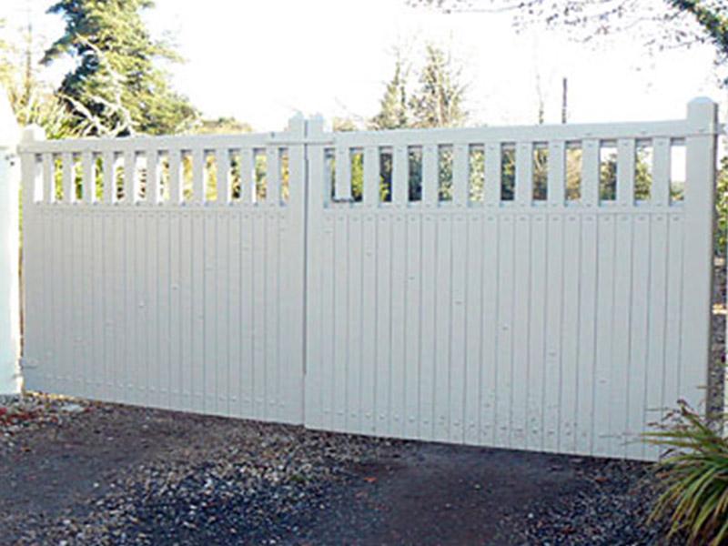 White Horse Gate