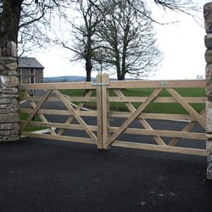 Shanderry Gate