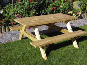 Sienna Picnic Table