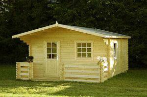 Elba Log Cabin