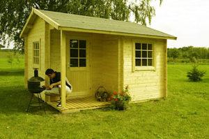 Mallorca Log Cabin