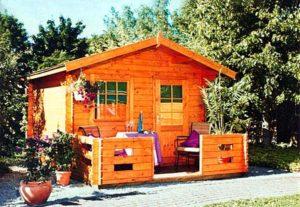 Vancouver Log Cabin