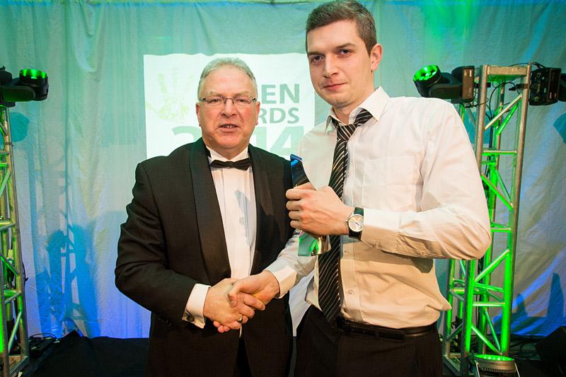 Green Award CJS