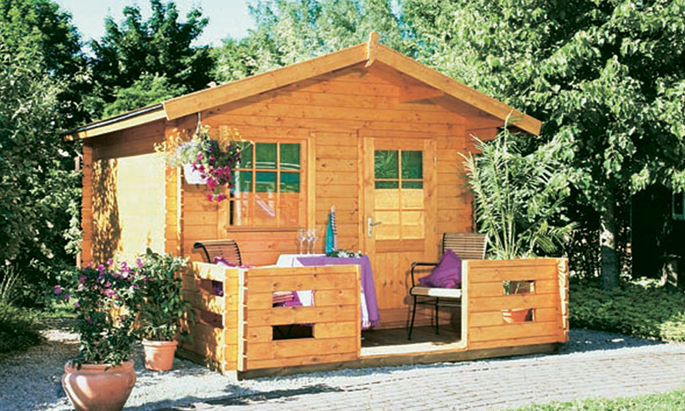 Log Cabins And Garden Sheds